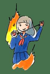 MIMEYURUMUMEKO sticker #12035