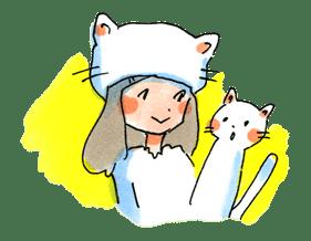 MIMEYURUMUMEKO sticker #12070