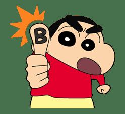 Crayon Shinchan Movie 2013 sticker #12420