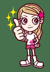 ayupan (ayumi hamasaki) sticker #13725