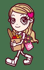 ayupan (ayumi hamasaki) sticker #13736