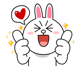 LINE Characters in Love! sticker #22096