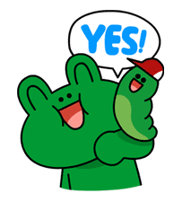 LINE Characters in Love! sticker #22114