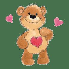Suzy's Zoo Boof Special sticker #22202
