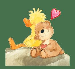 Suzy's Zoo Boof Special sticker #22209