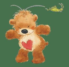 Suzy's Zoo Boof Special sticker #22216