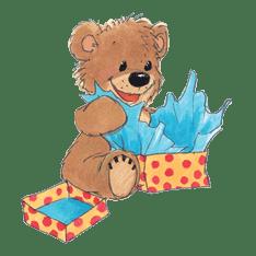 Suzy's Zoo Boof Special sticker #22231