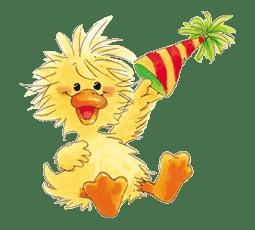 Suzy's Zoo Boof Special sticker #22232