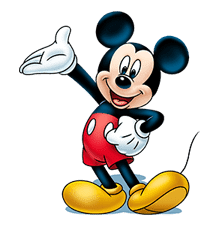 Mickey Mouse: Lovely Smile sticker #37791