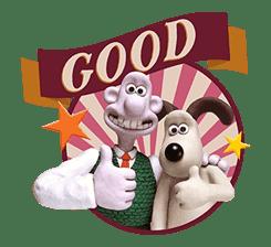 Wallace & Gromit sticker #1038683
