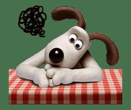 Wallace & Gromit sticker #1038688