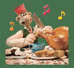 Wallace & Gromit sticker #1038694
