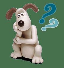 Wallace & Gromit sticker #1038696
