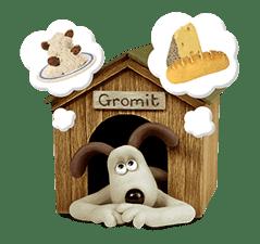 Wallace & Gromit sticker #1038700