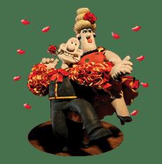 Wallace & Gromit sticker #1038703