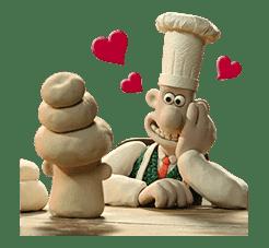 Wallace & Gromit sticker #1038704