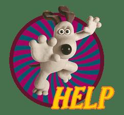 Wallace & Gromit sticker #1038706