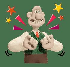 Wallace & Gromit sticker #1038708