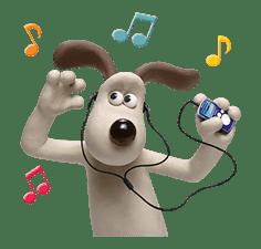 Wallace & Gromit sticker #1038709