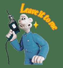 Wallace & Gromit sticker #1038712