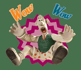 Wallace & Gromit sticker #1038715