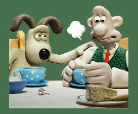 Wallace & Gromit sticker #1038718