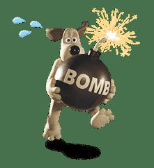 Wallace & Gromit sticker #1038720