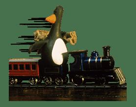 Wallace & Gromit sticker #1038721