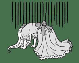 Miss. Elegant sticker #1939