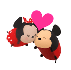 Disney TsumTsum Animated Stickers sticker #6708449