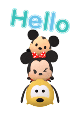 Disney TsumTsum Animated Stickers sticker #6708454