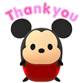 Disney TsumTsum Animated Stickers