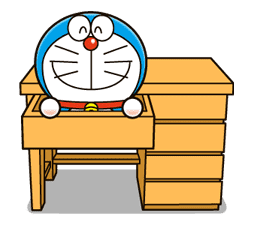 Doraemon sticker #4362