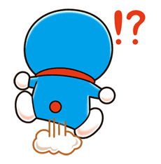 Doraemon sticker #4381