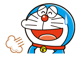 Doraemon sticker #4388