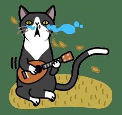 Meow Me 2 sticker #4909