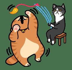 Meow Me 2 sticker #4920