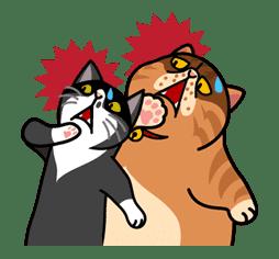 Meow Me 2 sticker #4921