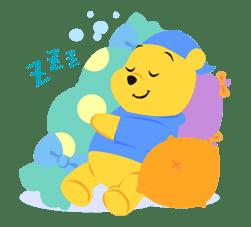 Winnie the Pooh sticker #7216