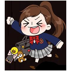 Yuko the Schoolgirl