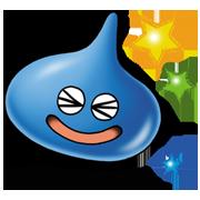 สติ๊กเกอร์ไลน์ Dragon Quest Monster Stickers