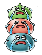 Dragon Quest Monster Stickers sticker #8406