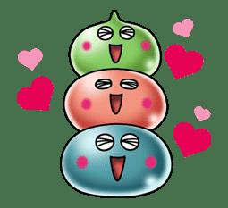 Dragon Quest Monster Stickers sticker #8407