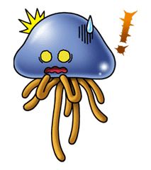 Dragon Quest Monster Stickers sticker #8410