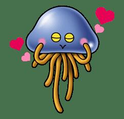 Dragon Quest Monster Stickers sticker #8411