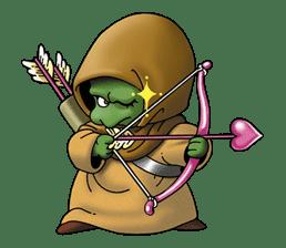 Dragon Quest Monster Stickers sticker #8419