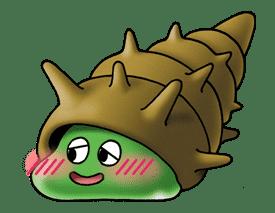 Dragon Quest Monster Stickers sticker #8421