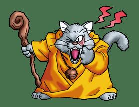Dragon Quest Monster Stickers sticker #8423
