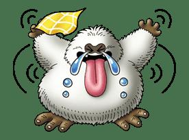 Dragon Quest Monster Stickers sticker #8428
