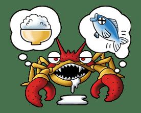 Dragon Quest Monster Stickers sticker #8429